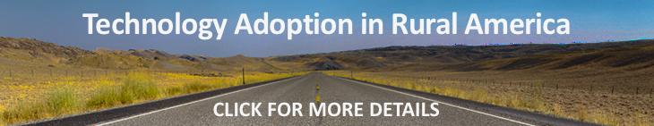 Tech Adoption in Rural America Report